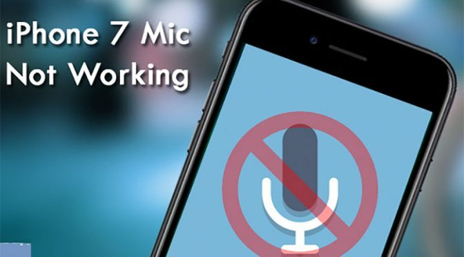 How to fix iPhone 7/7+ audio ic microphone or loudspeaker issue