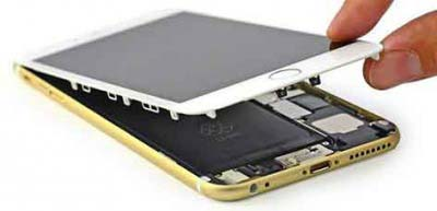 image of iphone 6 being reassembled 1