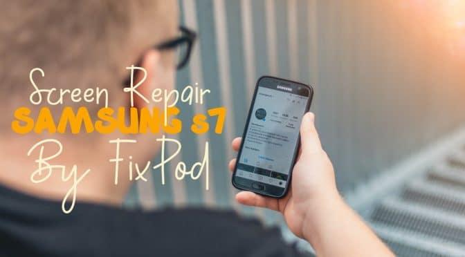 Samsung s7 screen repair Sydney