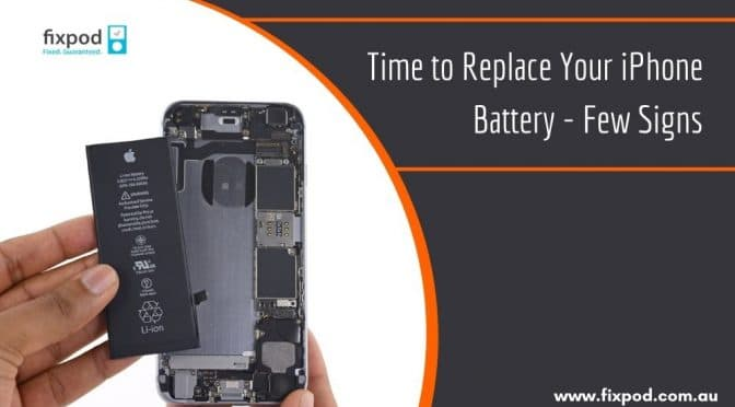 Signs That Indicate It's Time to Replace Your iPhone Battery