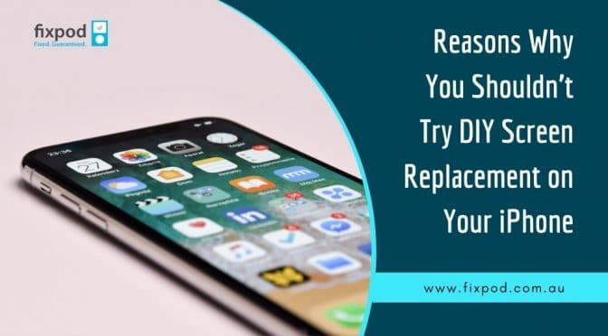 DIY Screen Replacement on your iPhone